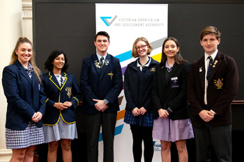 VCE Leadership Finalists